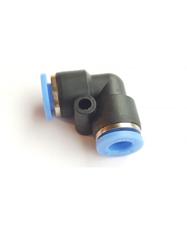 6-6mm Le Bağlantı (6mm Hortum İçin)