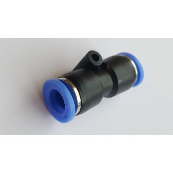 6-6mm Boru Birleştirici