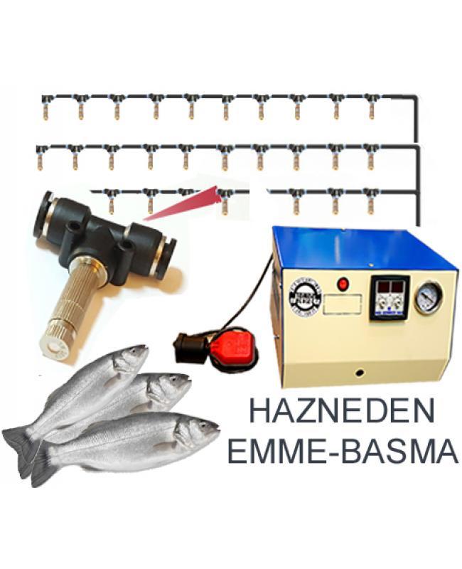 Balık Reyonu 30 Metal Uçlu Püskürtme Sistemi Emme Basma No:MB11