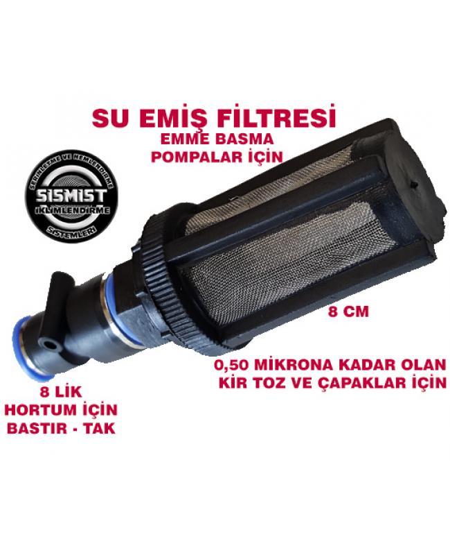 Su Emiş Filtresi (Emme Basma Pompalar İçin)