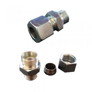 Yüksek Basınç Pompa Çıkışı 1/2 İnç Poliamid Boru Konnektörü