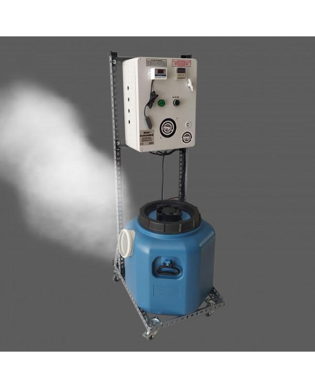 Sismist Ultrasonik Nemlendirme Cihazı 10Lt/Saat Nem Kontrol Panolu