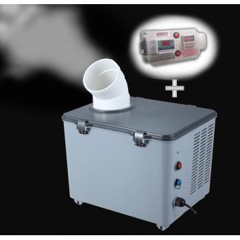 Sismist Ultrasonik Nemlendirme Cihazı 3 Litre/Saat Nem Kontrol Panolu
