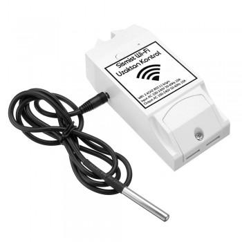 WiFi Kontrol Cihazı Ve Isı Sensörü