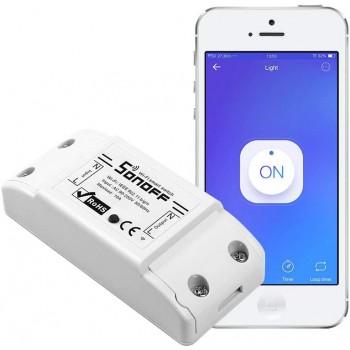 WiFi Kontrol Switch, Anahtar Uzaktan Aç Kapat Cihazı