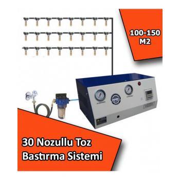 Toz Bastırma Nemlendirme Sistemi 100-150m2 No:TB1