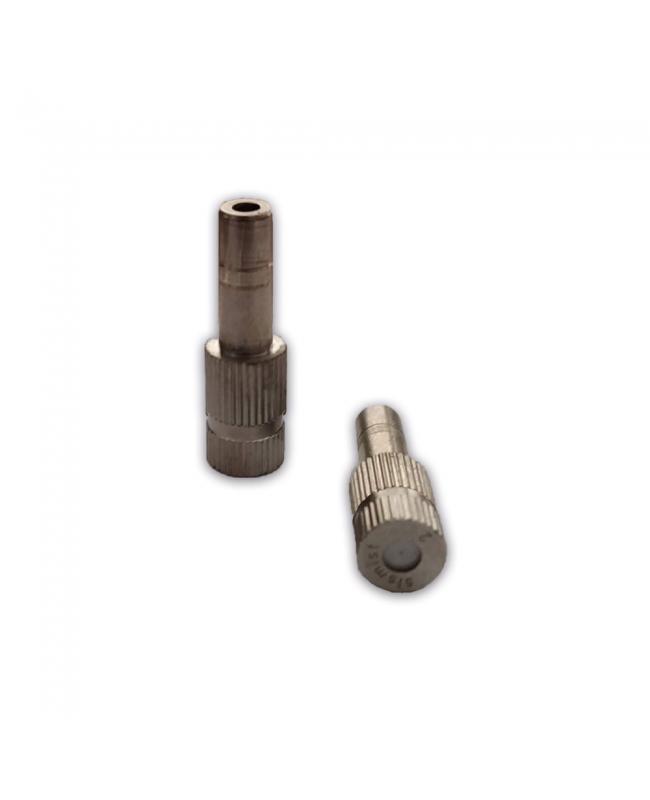 Orta Basınç 6mm Jaklı Sisleme Nozulu  (8-20Bar)