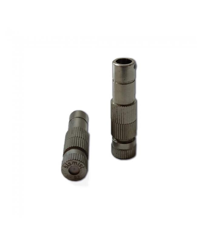 Orta Basınç 8mm Jaklı Sisleme Nozulu  (8-20Bar)